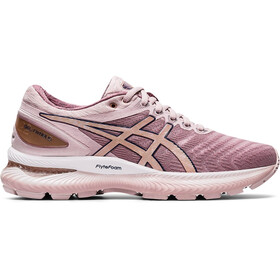 asics Gel-Nimbus 22 Chaussures Femme, watershed rose/rose gold